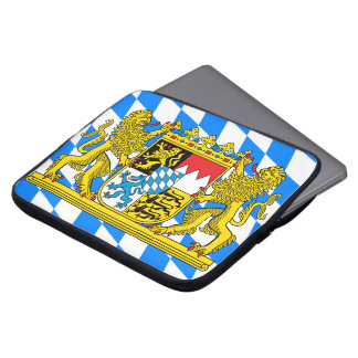 Bavaria Coat of arms Laptop Sleeve