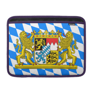 Bavaria Coat of arms MacBook Sleeve