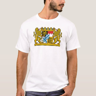 Bavaria Coat Of Arms Oktoberfest T-Shirt