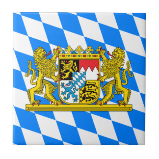 Bavaria Coat of arms Tile