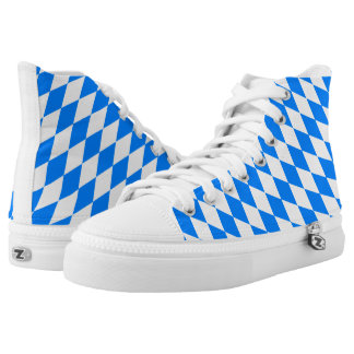 Bavaria Flag High Tops