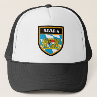 Bavaria Flag Trucker Hat