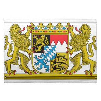 Bavaria (Germany) Coat of Arms Placemats