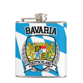 Bavaria Hip Flask