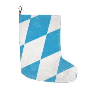 Bavaria Large Christmas Stocking