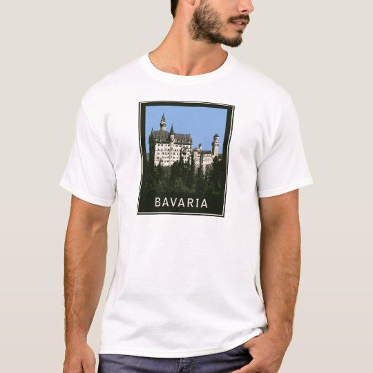 Bavaria Neuschwanstein T-Shirt