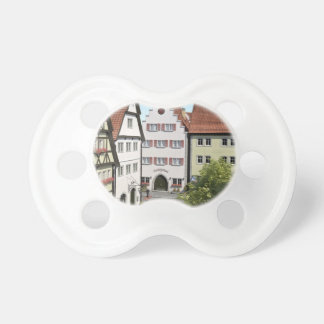 Bavaria Town From Above Pacifier
