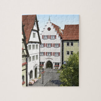 Bavaria Town From Above Puzzle