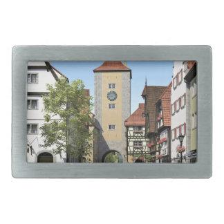 Bavaria Town Main Street Belt Buckles