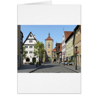 Bavaria Town Main Street Card