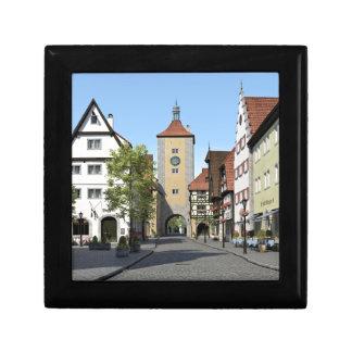 Bavaria Town Main Street Gift Box