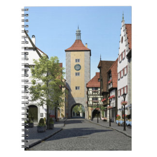 Bavaria Town Main Street Notebooks