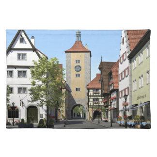 Bavaria Town Main Street Placemat