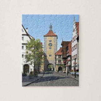 Bavaria Town Main Street Puzzles