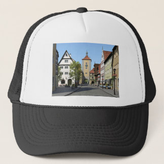 Bavaria Town Main Street Trucker Hat
