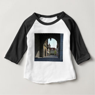 Bavaria Town Through an Arch Baby T-Shirt