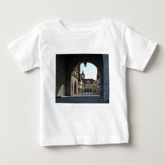 Bavaria Town Through an Arch Baby T-Shirt
