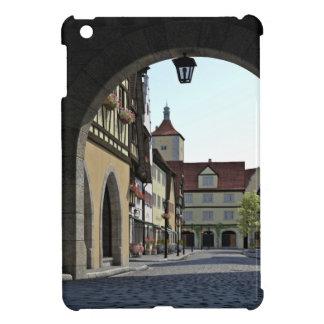 Bavaria Town Through an Arch Cover For The iPad Mini