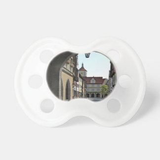 Bavaria Town Through an Arch Pacifier
