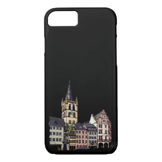 bavaria Trier Germany town center architecture iPhone 8/7 Case