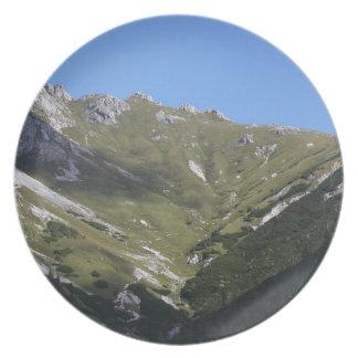 Bavarian Alps near Berchtesgaden Dinner Plates