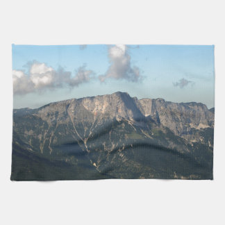 Bavarian Alps near Berchtesgaden Kitchen Towel