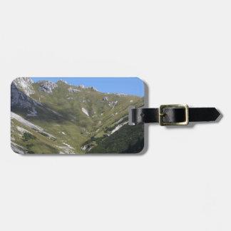 Bavarian Alps near Berchtesgaden Luggage Tag