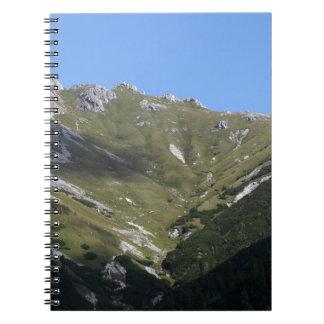 Bavarian Alps near Berchtesgaden Notebooks