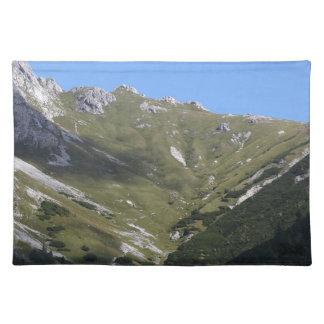 Bavarian Alps near Berchtesgaden Placemat
