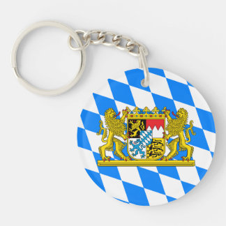 Bavarian Coat of arms Keychain