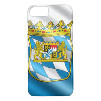Bavarian flag iPhone 8/7 case