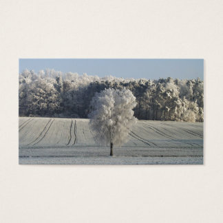 Bavarian Frost Business Cards