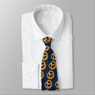 bavarian pretzel tie