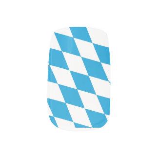 """Bavarian """"Prost"""" Nails Minx Nail Art"""