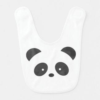 Bavoir de bébé de panda