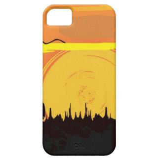 Baxk iPhone 5 Case