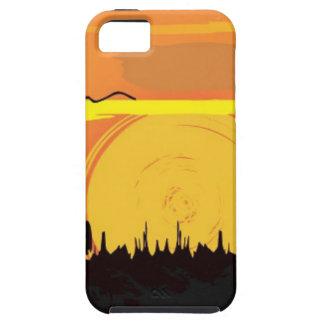 Baxk iPhone 5 Cover