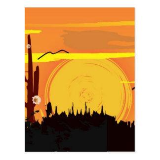 Baxk Postcard