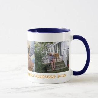 Baxters vacation mug