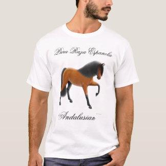 Bay Andalusian  Horse, Pura Raza Espanola T-Shirt