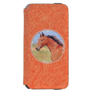 BAY ANDALUSIAN MARE INCIPIO WATSON™ iPhone 6 WALLET CASE