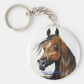 Bay Arabian 102 Keychain