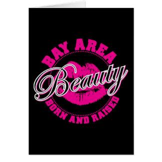 Bay Area Beauty Greeting Card