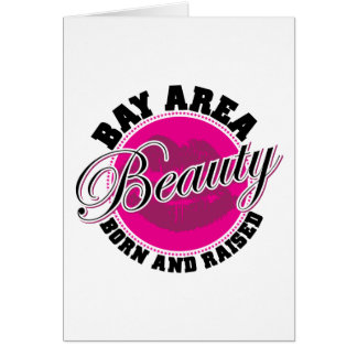 Bay Area Beauty Greeting Card