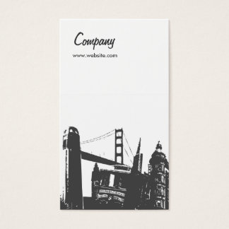 Bay Area Business Card
