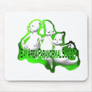 Bay area paranormal society mouse pad