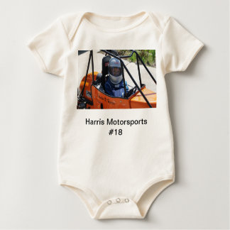 Bay Brandon Harris Baby Bodysuit