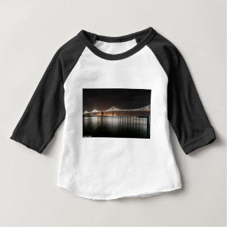 Bay Bridge Baby T-Shirt