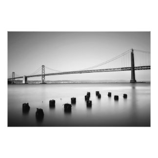 Bay Bridge Photo Print