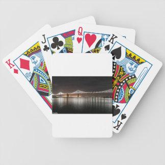 Bay Bridge Poker Deck